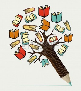 20602691-reading-books-education-concept-pencil-tree-vector-illustration-layered-for-easy-manipulation-and-cu