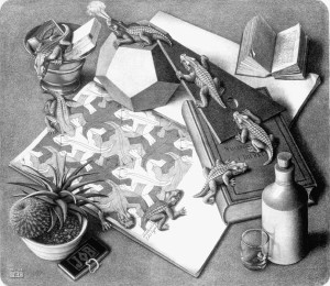 Escher's_Reptiles