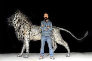 """""""Aslan il leone ed il suo creatore"""""""