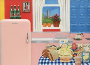 "T. Wesselmann""Still life 30"" - 1963 - MoMa di New York"