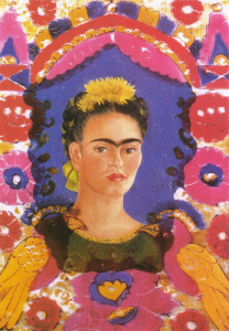 the-frame-frida-kahlo
